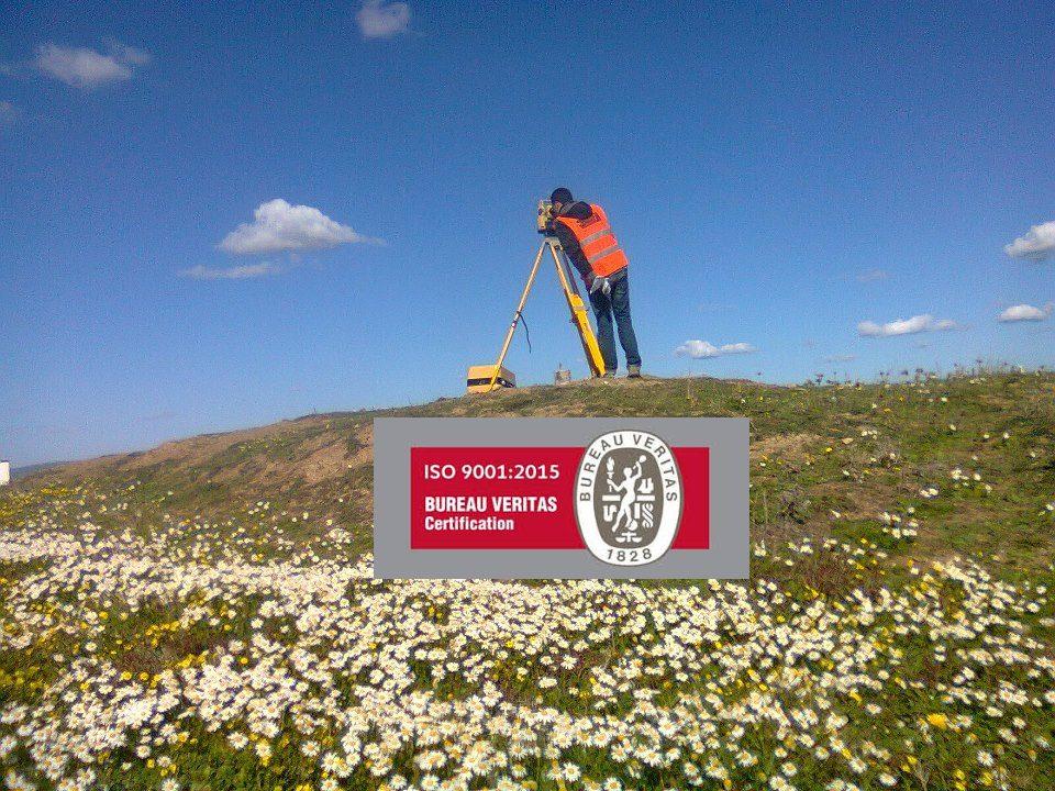 TOPO+ est désormais le tout premier bureau d'études topographiques Tunisien à être Certifié conforme à la norme ISO 9001:2015
