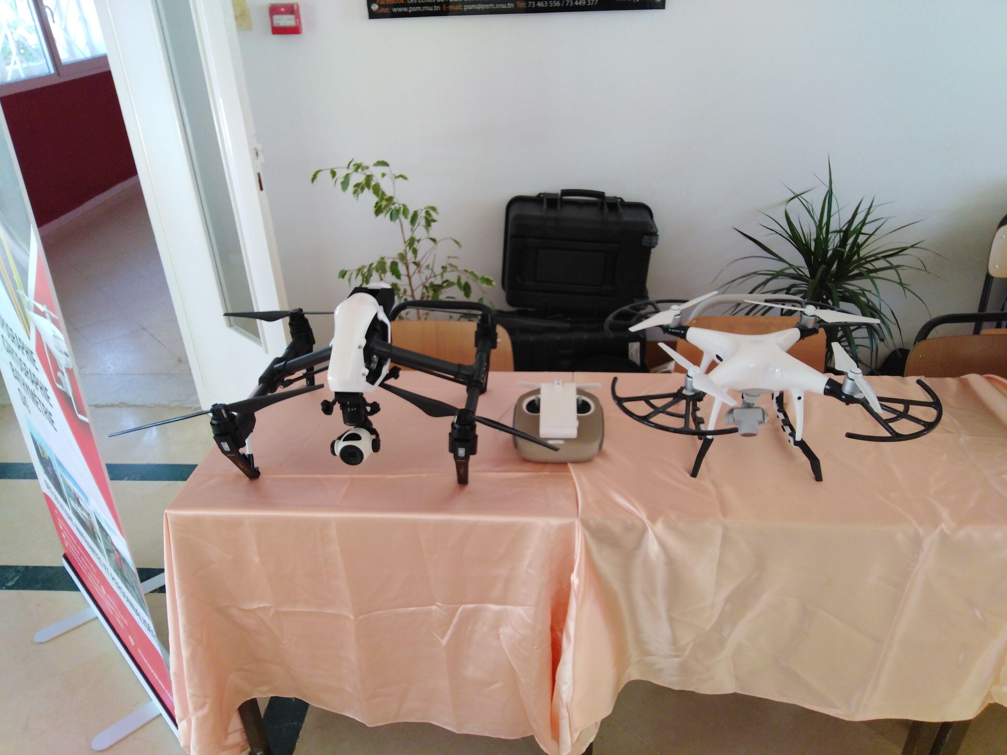Drone TOPO+