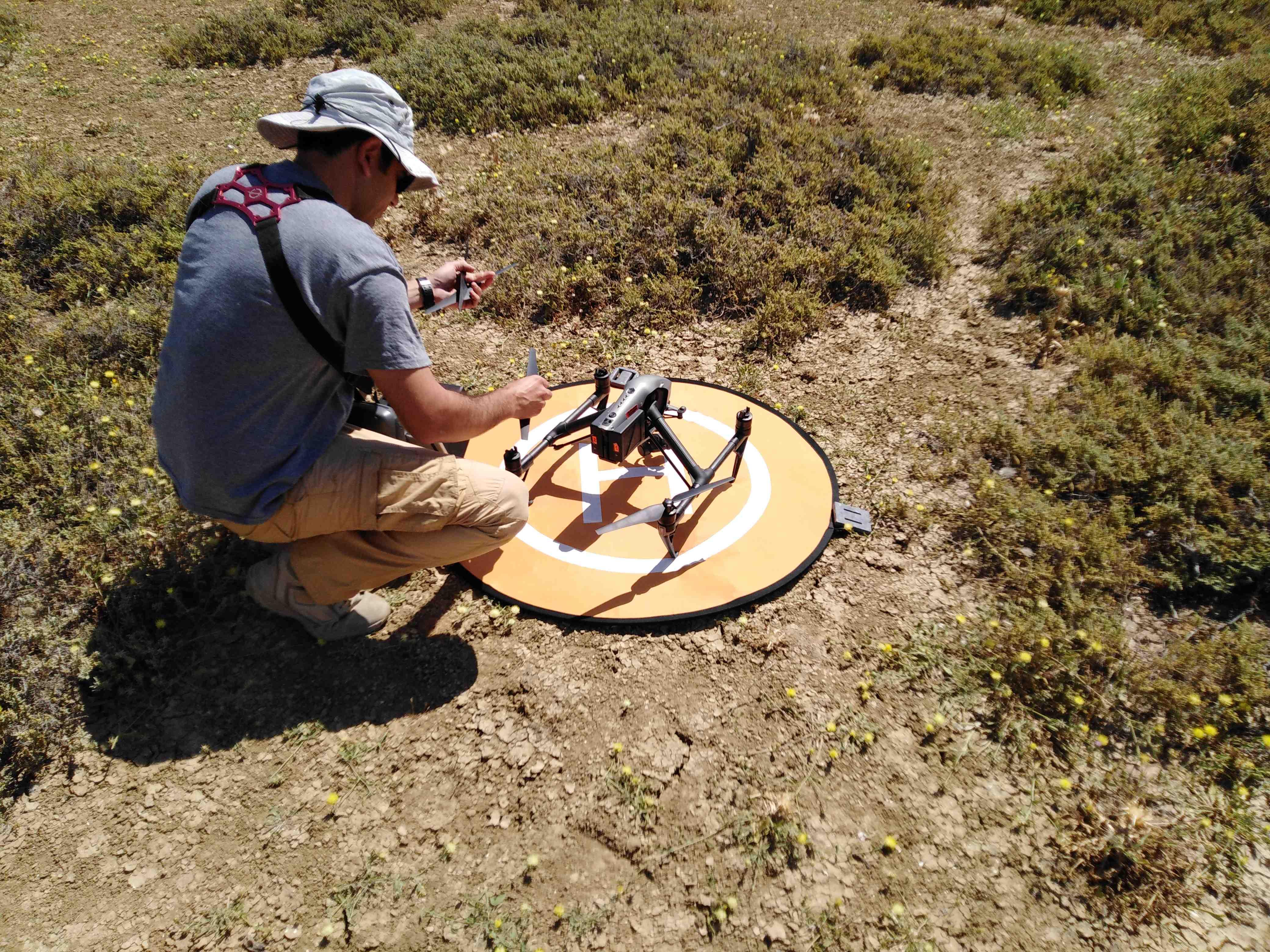Mission Drone TOPO+